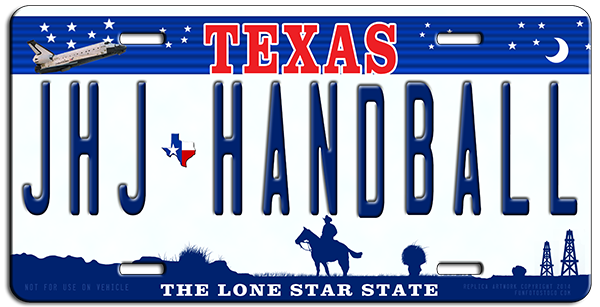 Custom made license plates